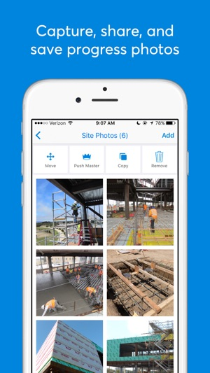 Plangrid construction software on the app store screenshots malvernweather Choice Image