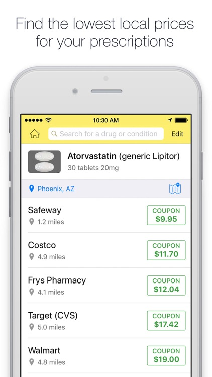 GoodRx – Save On Prescriptions screenshot-0