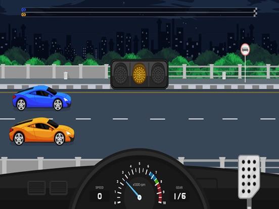 Drag Racing 2D screenshot 7