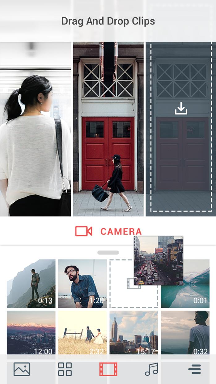Cinepic - Mosaic Video Collage Screenshot