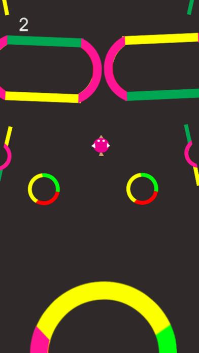Color Crossy screenshot two