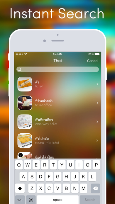 Go Talk - Learn Languages Screenshot on iOS
