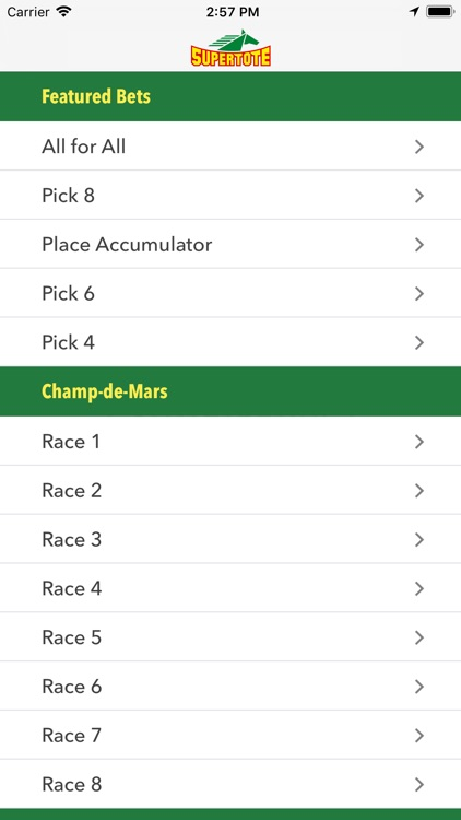place bet on supertote from the us