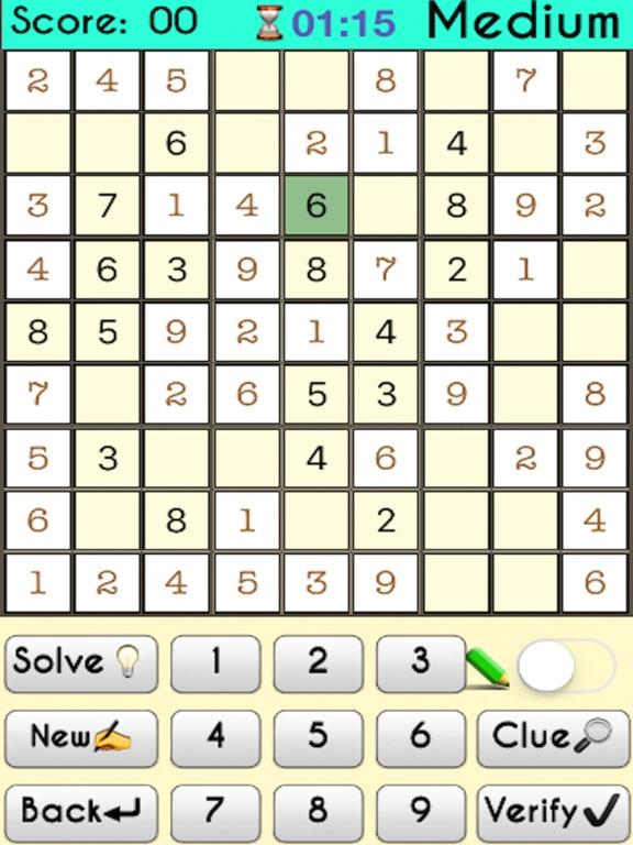 !Sudoku : Premium screenshot 7