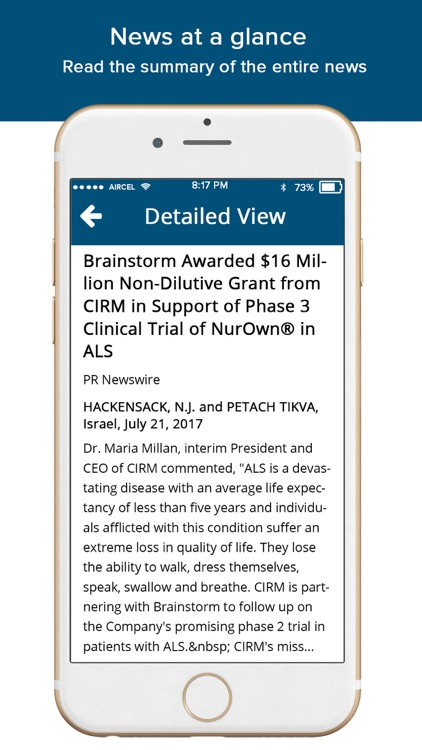 C-News Latest from Pharma, Biotech & Life Sciences screenshot-4