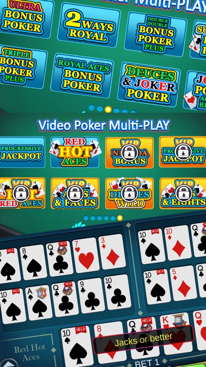 Video Poker Kings