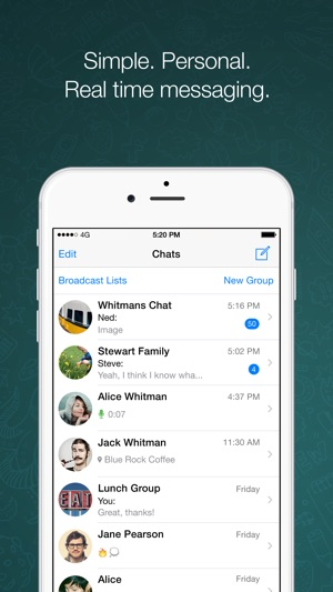 whatsapp 2.18.80 iphone 4