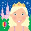 Anziehpuppen-App Prinzessinnen