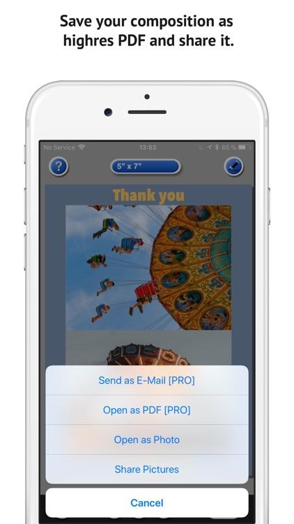 PhotoPrint Pro screenshot-4