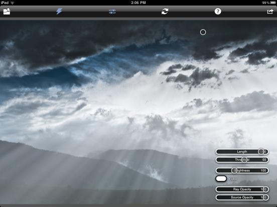 Rays Screenshots