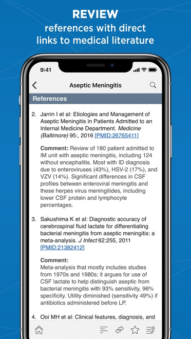 Johns Hopkins Antibiotic Guide ScreenShot4