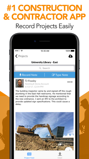 notevault notes daily reports on the app store