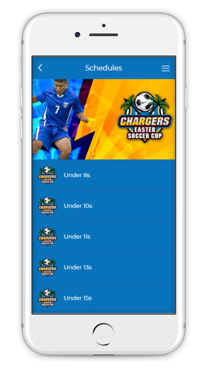 Chargers Tournament Series