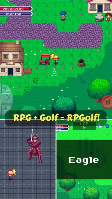 Screenshot from RPGolf