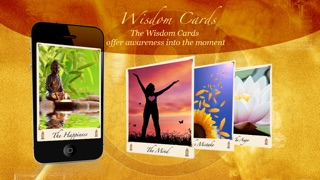 Wisdom Cards review screenshots