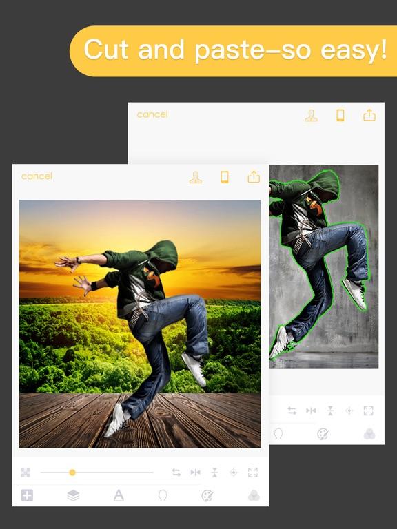 Pro KnockOut-Background Eraser Screenshots