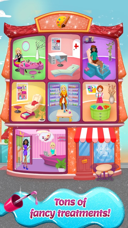 Fancy Nail Shop screenshot-4