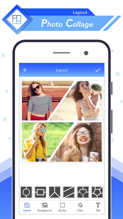 Photo Collage Maker Pro Editor screenshot-3