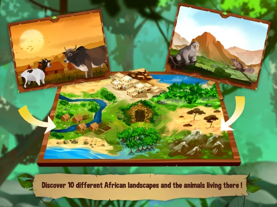 Leo's Journey in Africa screenshot 8