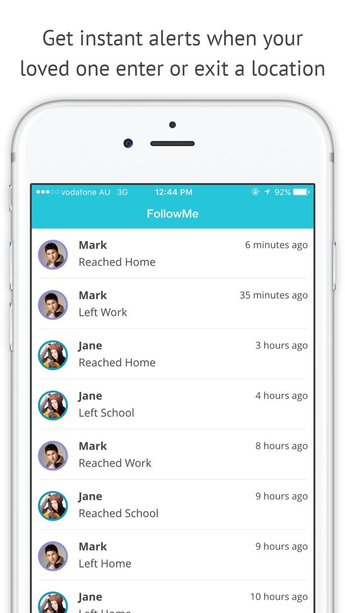 Family Locator & Phone Tracker Screenshot