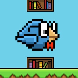 Flying Nerd Bird