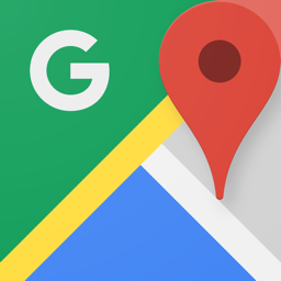 Ícone do app Google Maps: GPS e Transporte