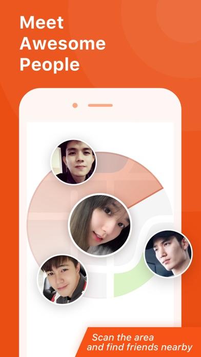Tantan - Chat, meet, date Screenshot
