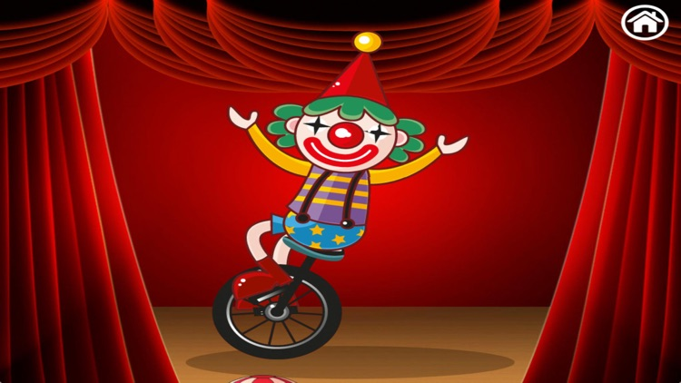 Circus puzzle for preschoolers screenshot-1
