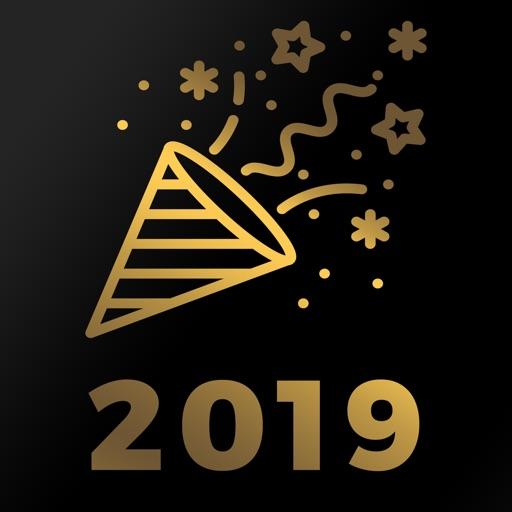 New Year's Countdown 2019
