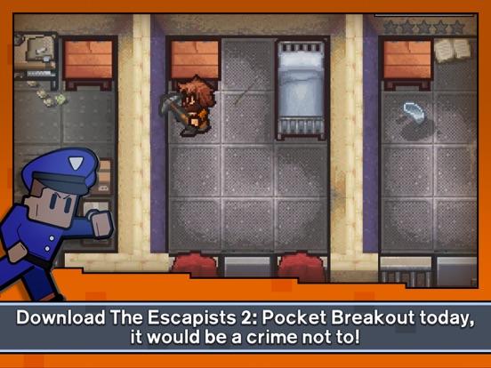 Escapists 2: Pocket Breakout screenshot 12