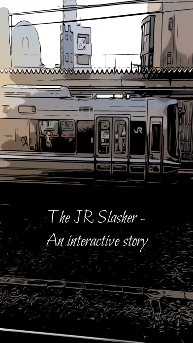 JR Slasher : An Interactive Story