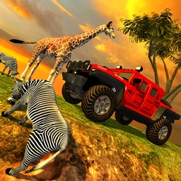 Safari Hummer Driving Sim 2018
