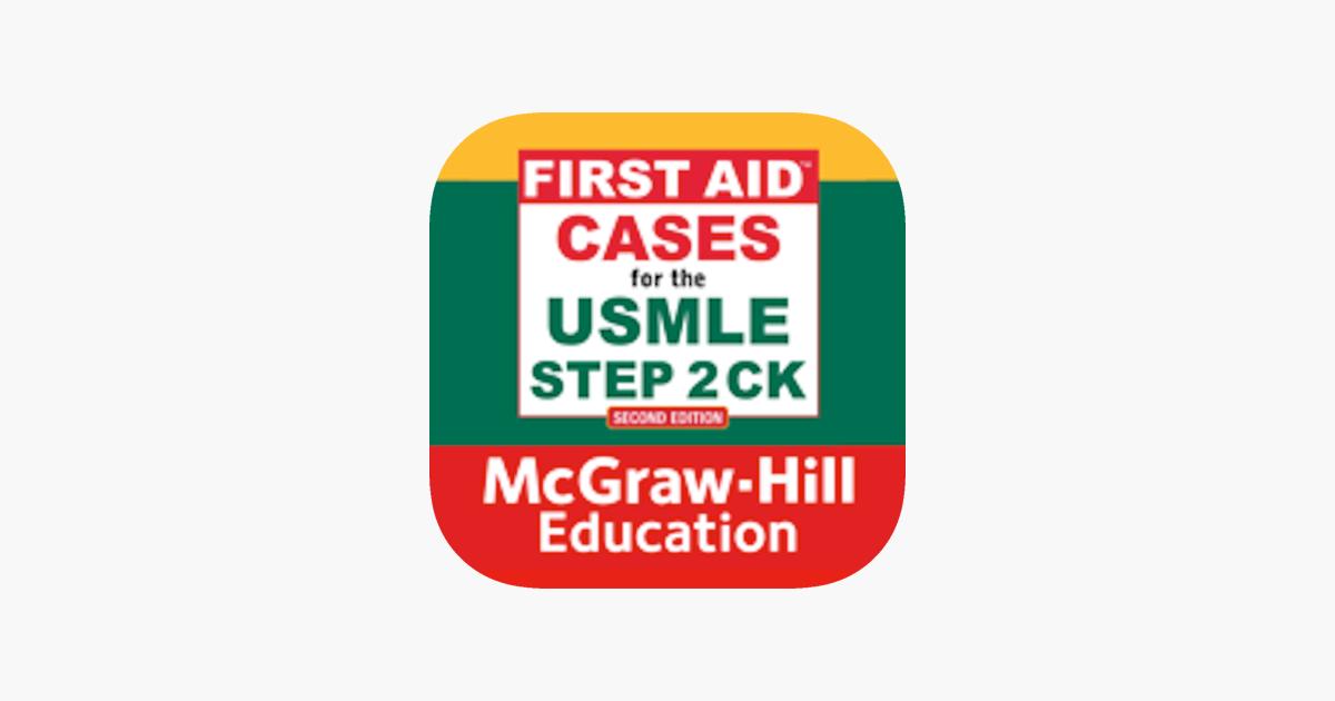 First Aid Cases USMLE Step 2CK on the App Store