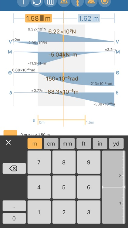 Beam Deflection Calculator screenshot-5