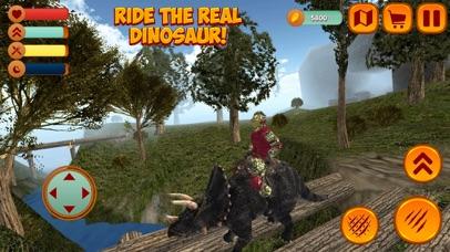 Dino Rider - Island Survival Screenshot