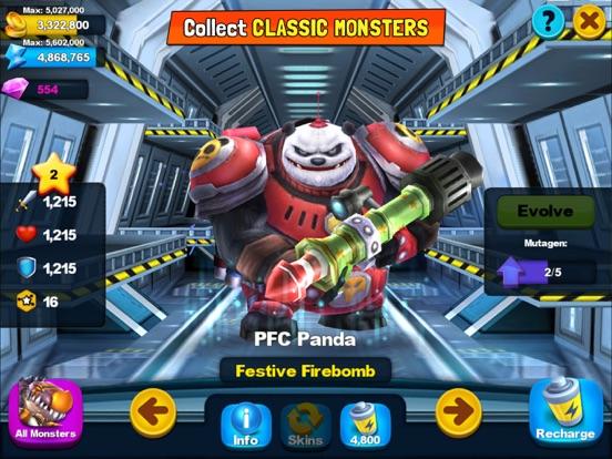 MonstroCity: Rampage для iPad