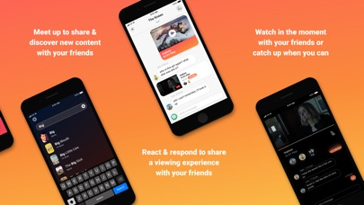 Screenshot for Rabbit – Watch Together in United States App Store