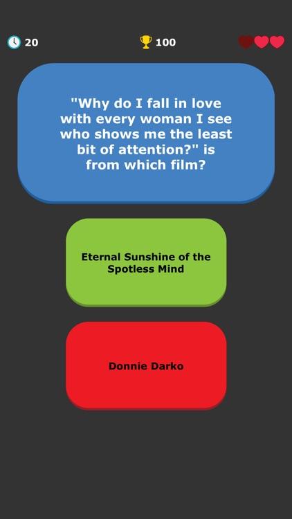 Movies Quiz - Quotes Trivia screenshot-8