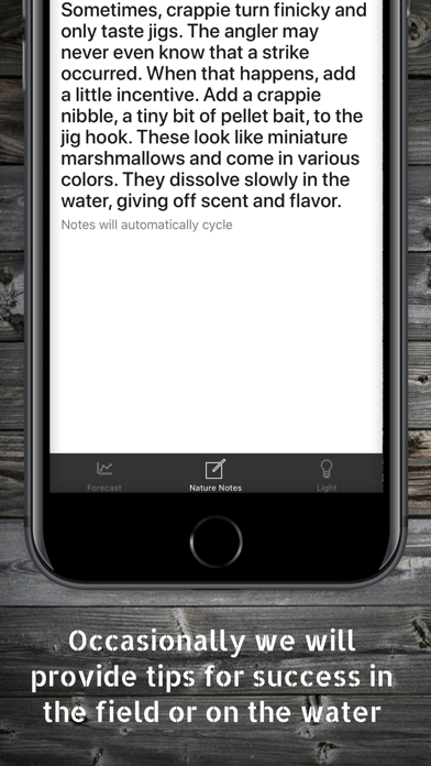 HuntCast by DataSport, INC Screenshot