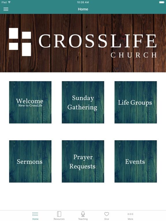 CrossLife Church JC screenshot 4