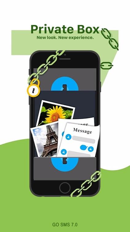 GO SMS Pro ™ By GO Dev Team screenshot-3