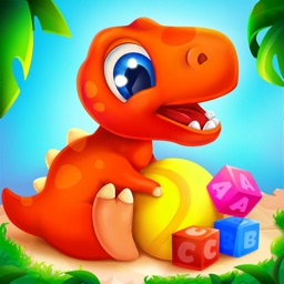 Dinosaur Island: Game for Kids