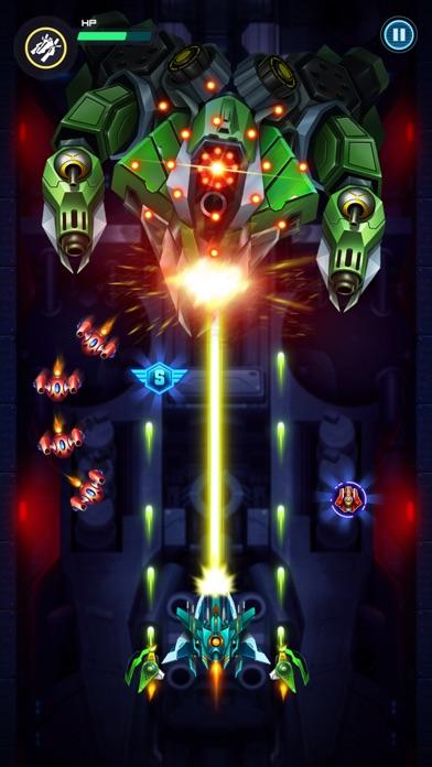 Infinite Shooting: Galaxy War screenshot #2