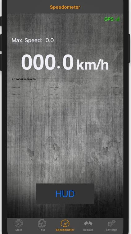 Test-Drive Lite: Speedometer screenshot-4
