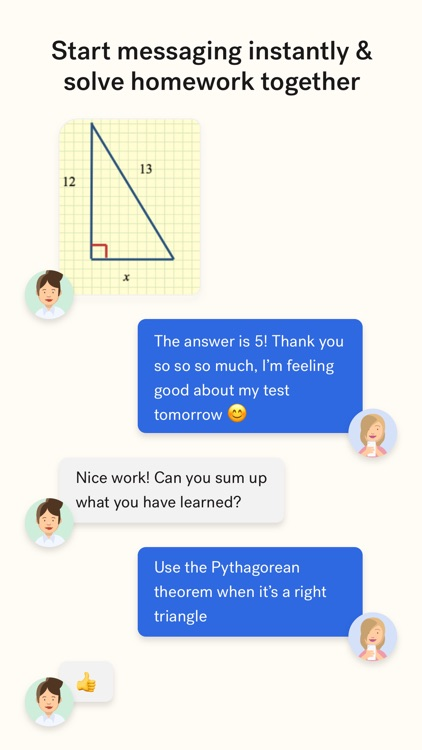 Yup - Math Help App screenshot-3