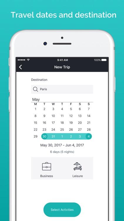 Packr Premium - Packing Lists screenshot-4