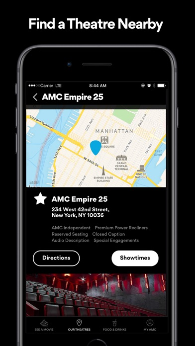 Amc Theatres By American Multi Cinema Inc Ios United States