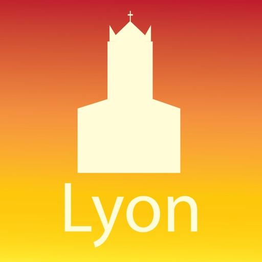 Lyon Travel Guide Offline iOS App