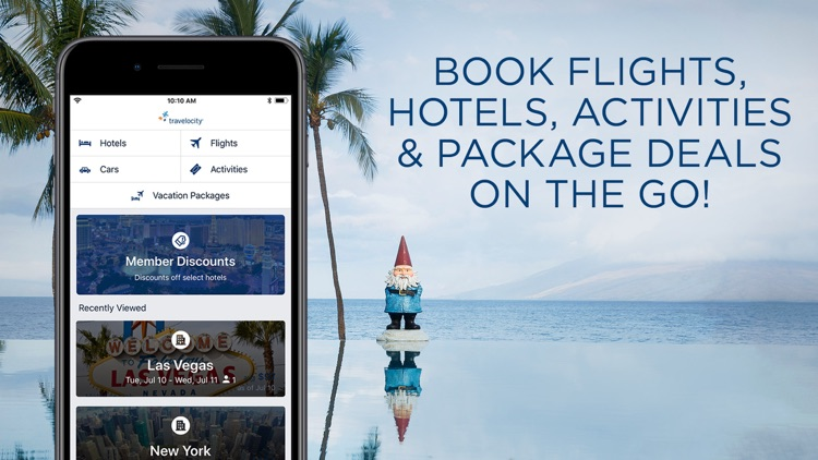 Travelocity Hotels & Flights screenshot-8
