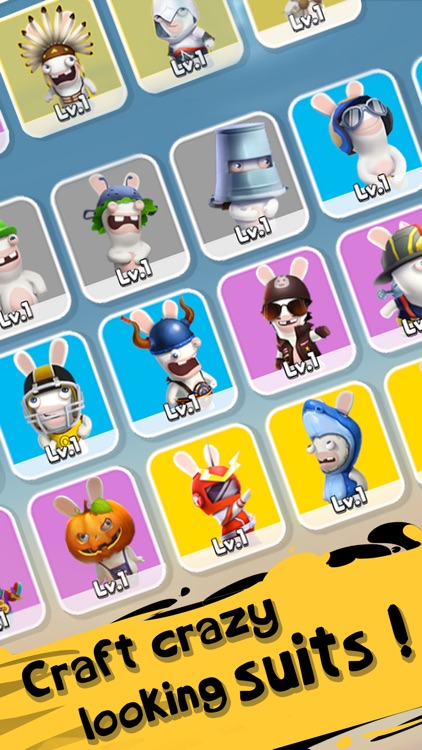 Rabbids Crazy Rush screenshot-3